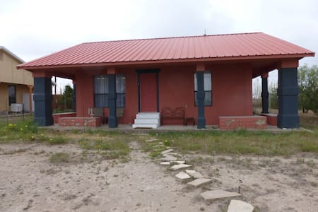 Red House, Marathon, Texas - Marathon - Casa