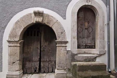 Casa storica del Maniscalco - Santomenna - Haus