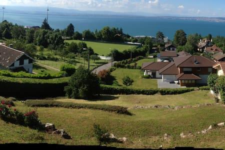 villa dent doche - Haute-Savoie - Villa