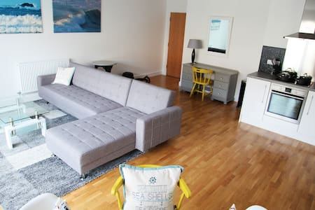 Seaquest 1, Your perfect holiday apartment - Newquay - Apartmen