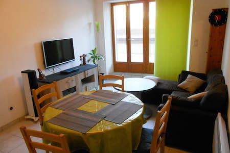 Appartement 2 pièces 45m² - Apartemen