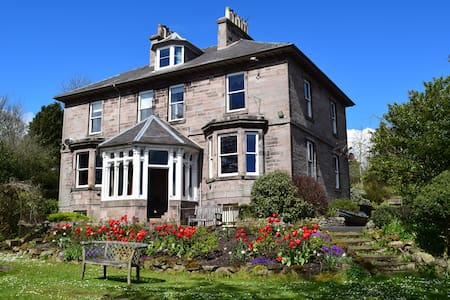 Secluded Town House B&B in Berwick-upon-Tweed - Bed & Breakfast