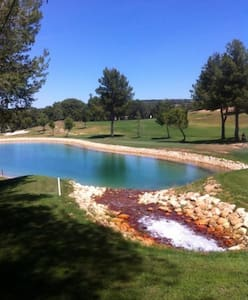 Acogedora Casa El Bosque Golf Club - Hoya de Buñol - House