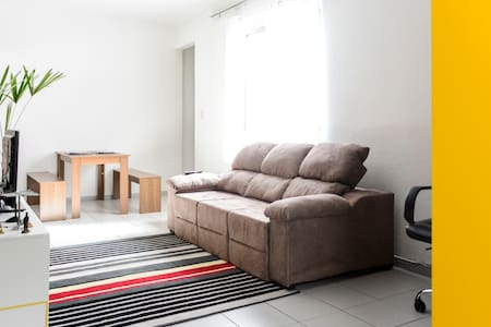 Nice room in Sao Paulo, Brazil. - São Paulo - Apartment