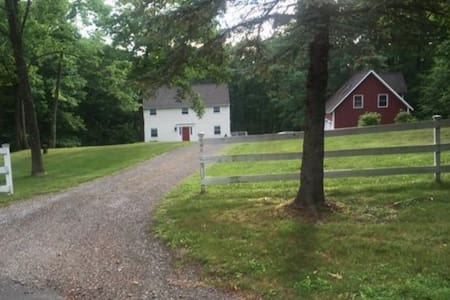 Saltbox Slope - Millerton - House