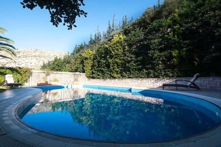 Beautiful Villa-Lux-Swimming pool-Great sea view! - Legrena - Villa