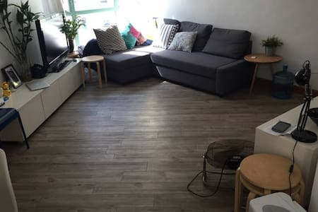 Large King with En-suite in Soho - Hong Kong - Apartment