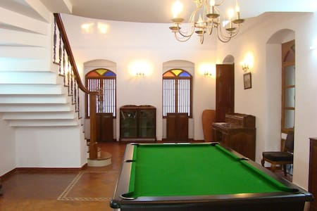 Perfect Vacation Home in Saligao - House