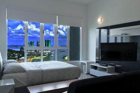 1-7Pax Seaview @10m LegoLand @Near Town @10m Spore - Johor Bahru - Condominio