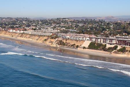 Solana Beach Luxury Condo @ Winners Circle Resort - Condominium