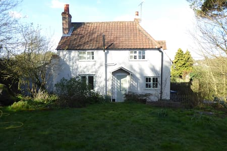 Idyllic Suffolk cottage - Marlesford - House