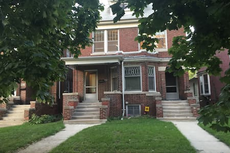Cozy SW house 10 minutes from downtown/midtown - Detroit