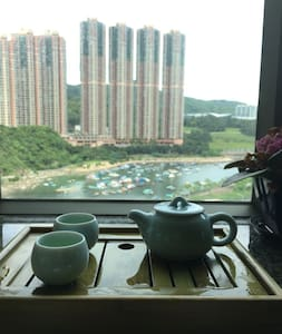 Cozy and convenient place beside MTR - Hong Kong - Apartment