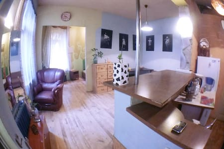 Vintage 2K studio apartment Odessa - Appartamento