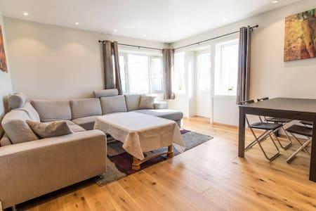 Spacious 2BR apartment close to Lerkendal Stadium - Byt