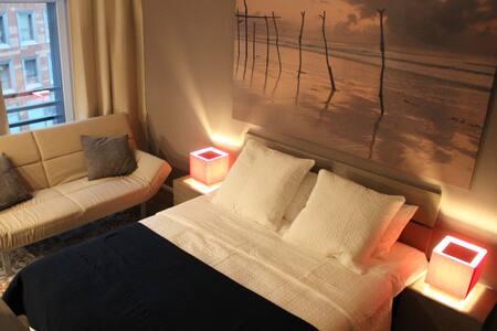 Уютная студия на набережной Невы - 圣彼德堡