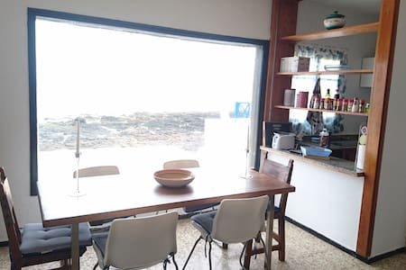 2bd apartment by the sea - Pis