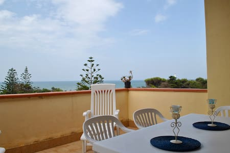 Apartment by the sea - Granitola Torretta - Lägenhet