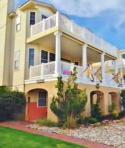 Summer Wind Beach House Ocean City, NJ south end - Condominium