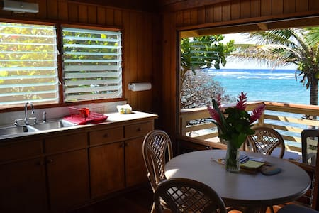 Hibiscus Hale Lani - 아나홀라 - 단독주택