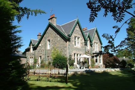 """""""Eagle"""" four poster double room - Kingussie - Bed & Breakfast"""