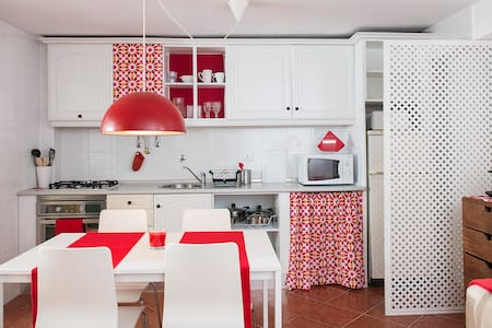 Nice house in Rato with patio (number 1) - Lisboa - Casa