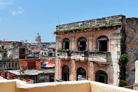 Roof Terrace Havana - Apartamento