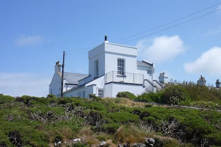 The Old Watchtower - Pendeen