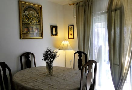 In a Comfortable and Cosy Apartment - Jerusalem - Bed & Breakfast