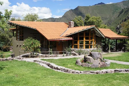 Sacred Valley, Your Sacred Space - House