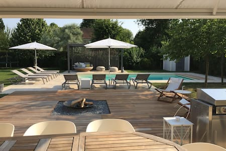 Private and luxurious house&pool 25' from Paris - Feucherolles - Talo