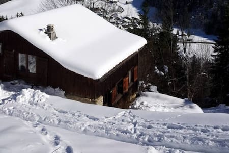 La Grangette à skis - Chalet