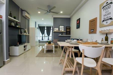 Amazing@Shaftsbury Suites, Cyberjaya Putrajaya - Apartment