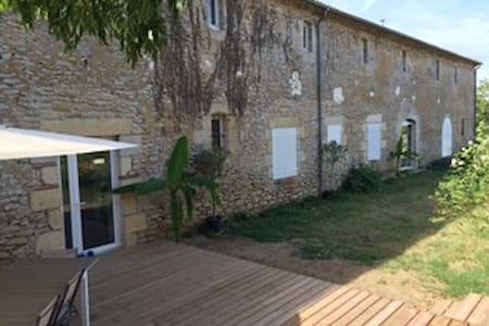 Maison au sud de l'entre deux mers - Loupiac-de-la-Réole - Rumah