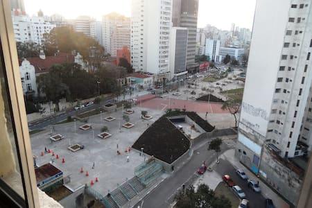 Apartamento bem localizado no agito do Centro - São Paulo - Apartment