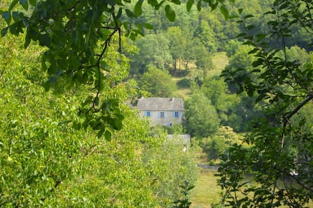 Ancient Aveyron farmhouse - Bed & Breakfast