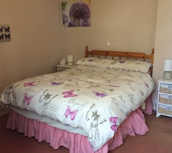 Double Room in Cumbrian Cottage - Great Musgrave