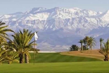 Villa DALYA avec CUISINIERE SAMANAH - Marrakesch - Villa