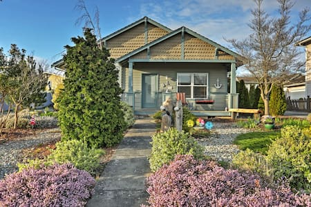 Charming 2BR Birch Bay House - Blaine - Hus