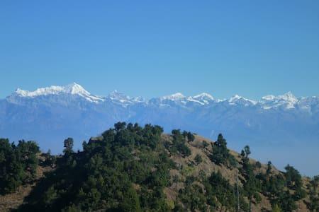 Mt.Mahabharat Homestay Dhungkharka - House