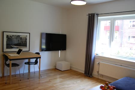 Practical 1-bedroom appartment close to everything - Oslo - Flat