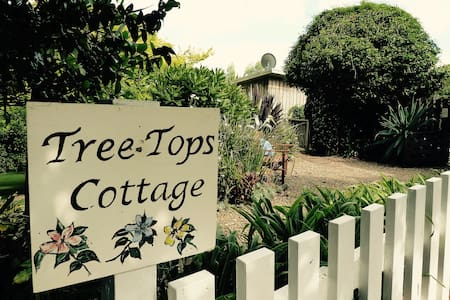 Tree Tops Cottage - Bungalo