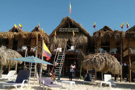 Cabins by the beach in Playa Blanca - Szoba reggelivel