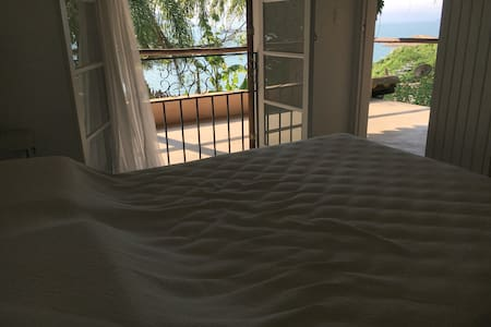 Suíte com vista para o mar - Ilhabela - Apartament