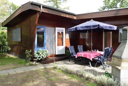Schoon & comfortabel chalet in Winterswijk - Dağ Evi