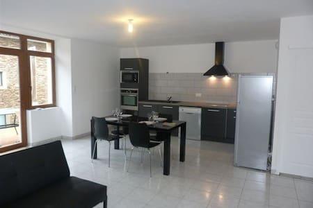 appartement climatisé à Belcastel village classé - Byt