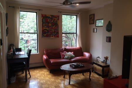 1 br available in a Lovely 2br Apt - Brooklyn  - Apartment