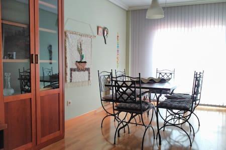 Acogedor piso en Zaratán, ideal para todo el mundo - Wohnung