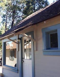 Cabin In The Mountains & Writer's Retreat - Kisház