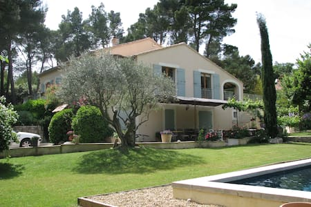 Jolie villa tout confort - piscine - Rumah